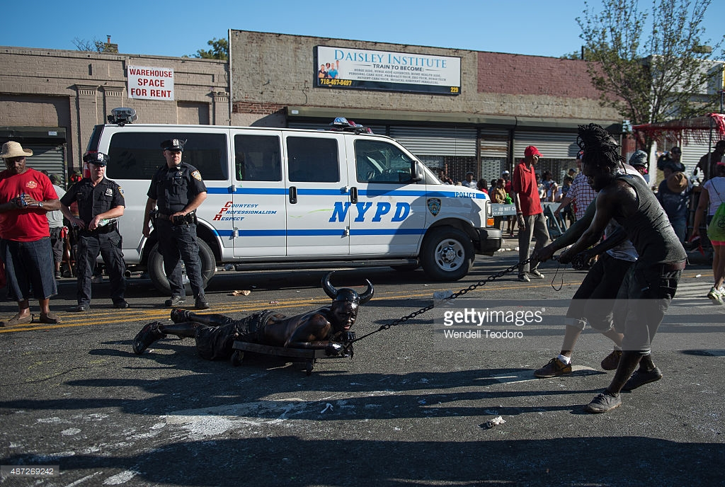 nypd--officers-look-on-at-jouvert