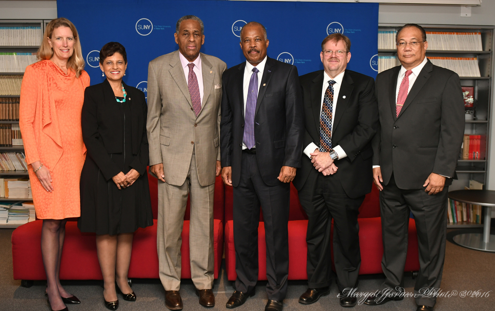 UWI-SUNy-LeadershipCenter-Launch