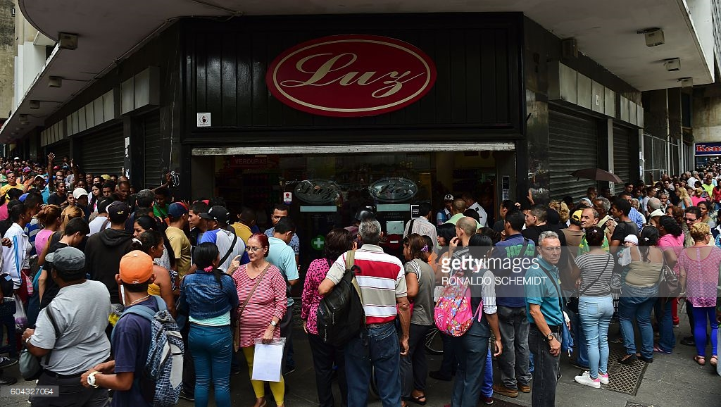 venezuela-food-shortage