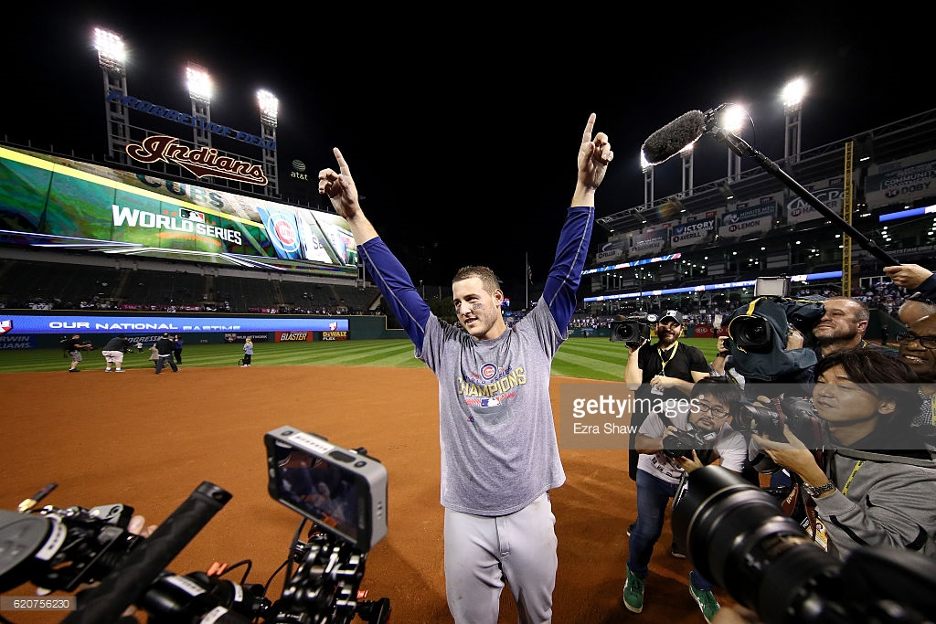 Ciao Willy Pic Of The Day - Anthony Rizzo