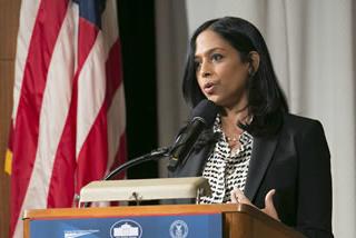 maya-harris-hillary-clinton-policy-advisor