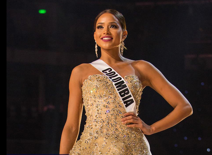 Miss Haiti, Miss Colombia Take Runner Up Spots In Miss ...