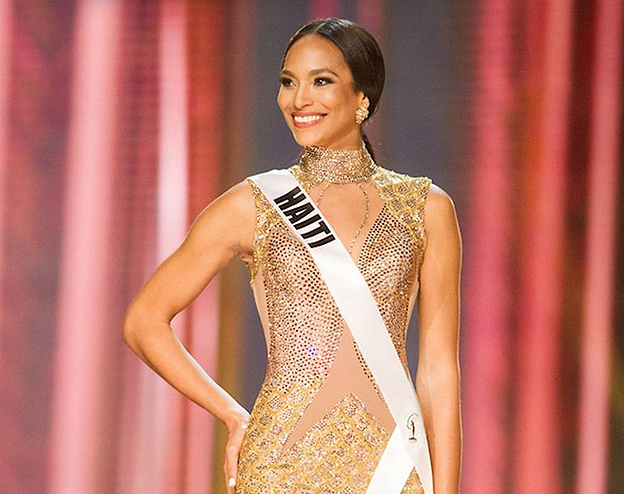 Miss Universe Colombia 2017 >> Miss Haiti, Miss Colombia Take Runner Up Spots In Miss Universe 2017 - Caribbean and Latin ...