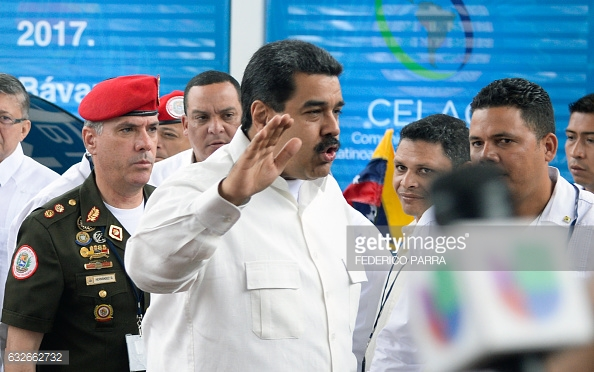venezeula-leader-at-CELAC