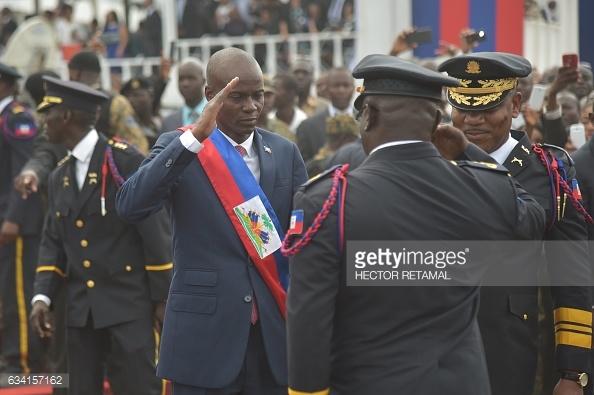 new-haiti-president- Jovenel-Moise