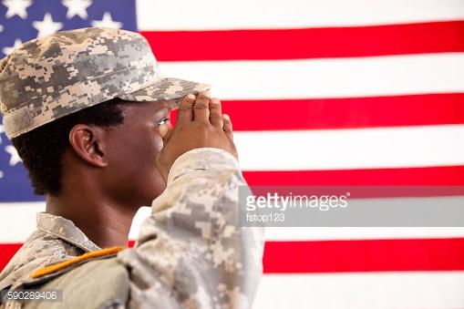black-women-us-military