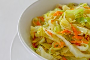 food-Steamed-cabbage-carrots-okra