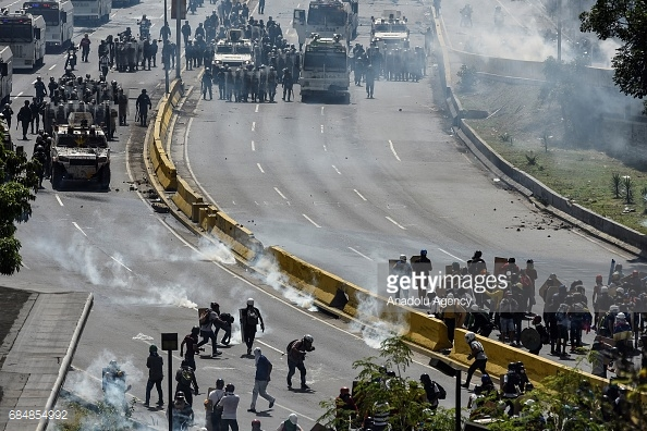 venezuela-protests-continue
