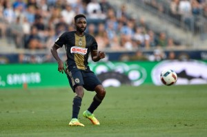 Warren-Creavalle-Philadelphia Union of Major League Soccer