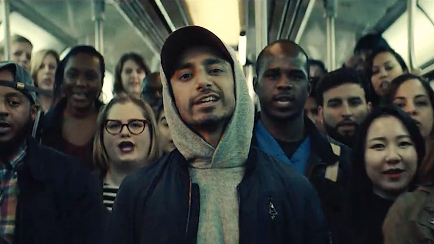 Lin-Manuel Miranda drops 'Hamilton Mix-Tape'