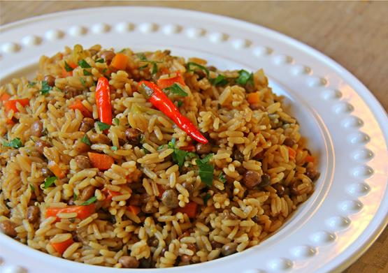 Caribbean-recipe-rice-pelau-
