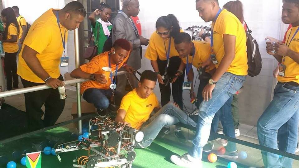 team-guyana-international-robotics-olympics