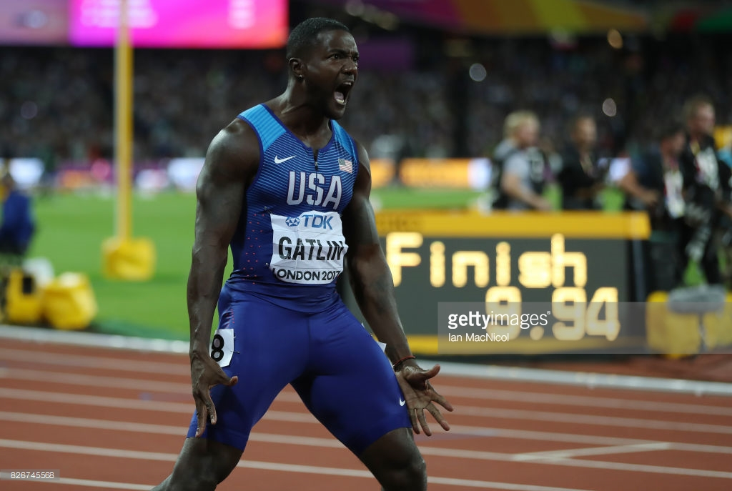 justin-gatlin-ciao-willy-moment