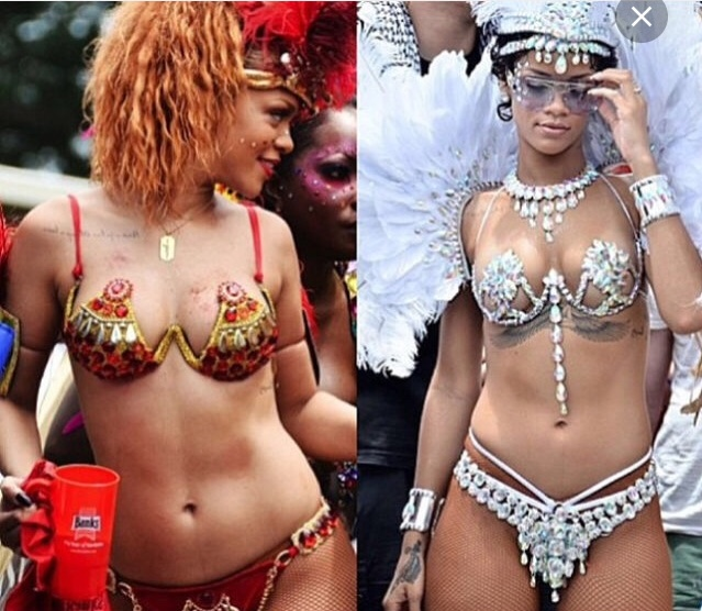 rihanna-past-crop-over-costumes