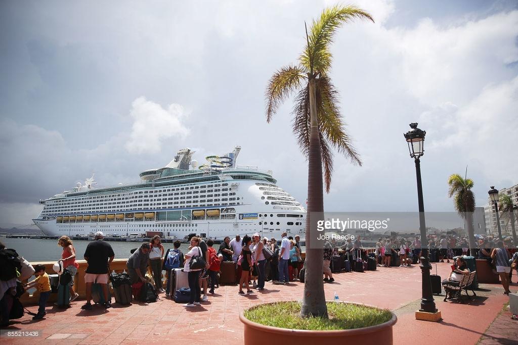 > on September 28, 2017 in San Juan, Puerto Rico.