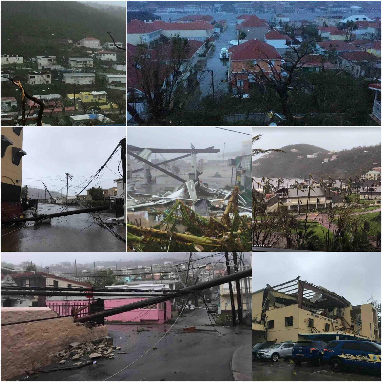 Us Virgin Islands Hurricane Relief