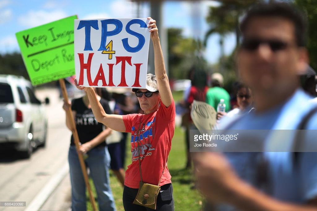 TPS-for-Haitians