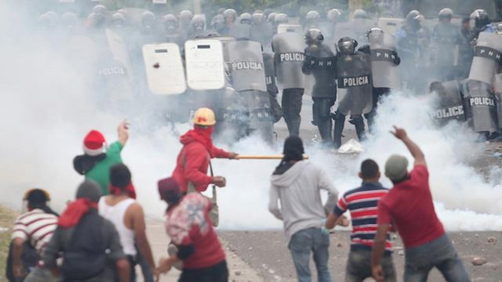 honduras-post-election-protests