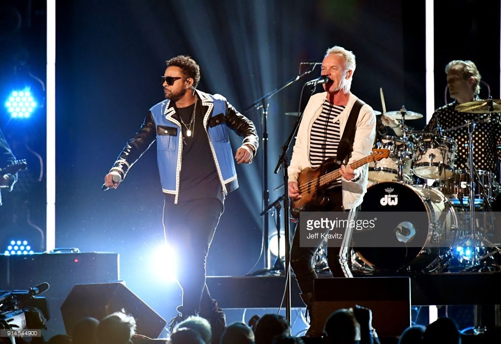 shaggy-and-sting-perform-at-2018-grammy