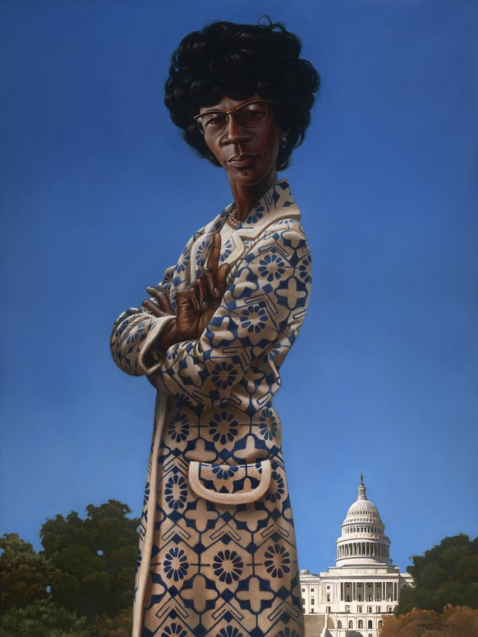statue-of-Shirley_Chisholm