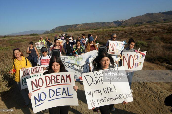 DREAMERs-protest-tough-us-immigration-changes