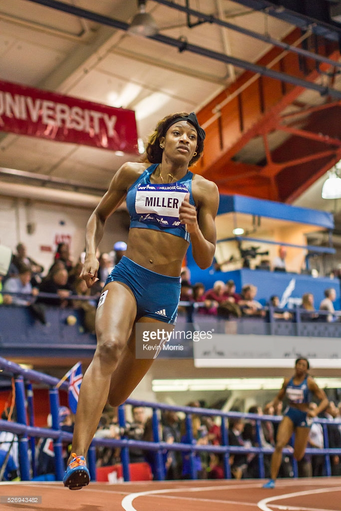 Shaunae-Miller-Uibo-at-millrose-games
