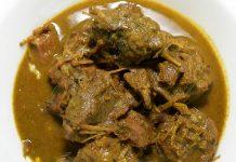 duck curry-caribbean-recipe