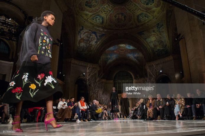 haitian-model-Aube-Jolicoeur-NY-fashion-week