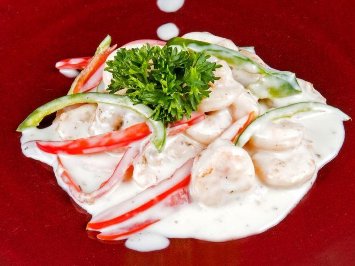 caribbean-Shrimp-in-Coconut-Sauce
