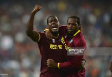 Carlos-Brathwaite-and-chris-gayle