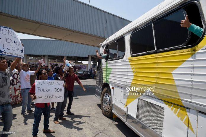 central-america-caravan-of-immigrants
