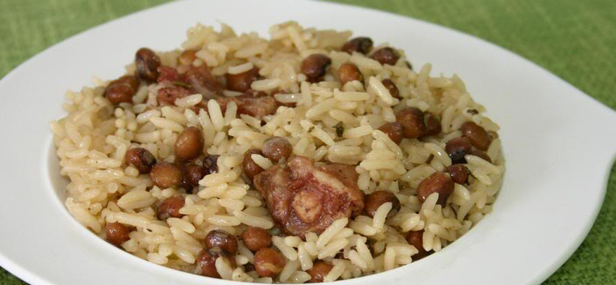 Caribbean Recipes - Cook-Up Rice