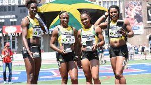 jamaica-women-win-at-penn-relays