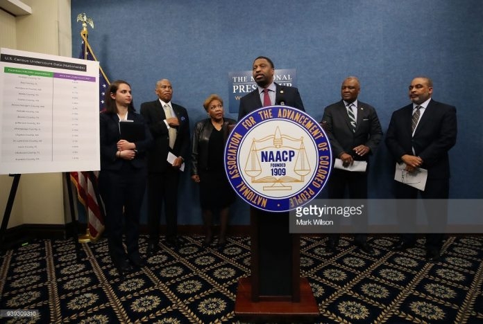 NAACp-sues-Trump-over-census-question