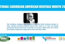 CAHM-2018-First-Black-Unitairan-Minister-and-Caribbean-immigrant