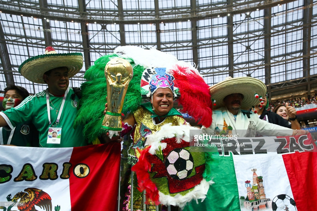 12e3b58a4 2018 World Cup - 12 Of The Most Creative Mexican Soccer Fans From ...