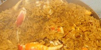 crab-and-rice-recipe