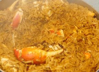crab-and-rice-recipe