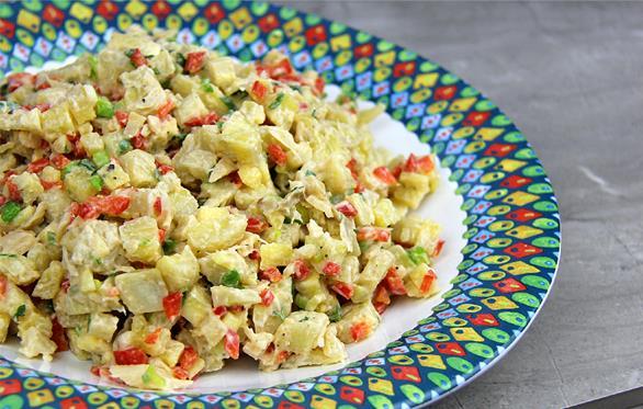 green-fig-salad-recipe