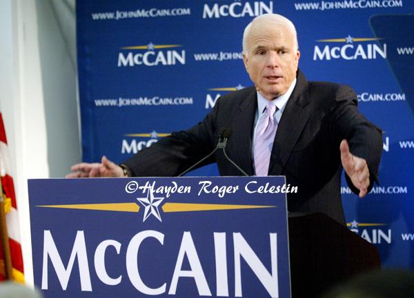 Senator-John-McCain-Brooklyn-Ny