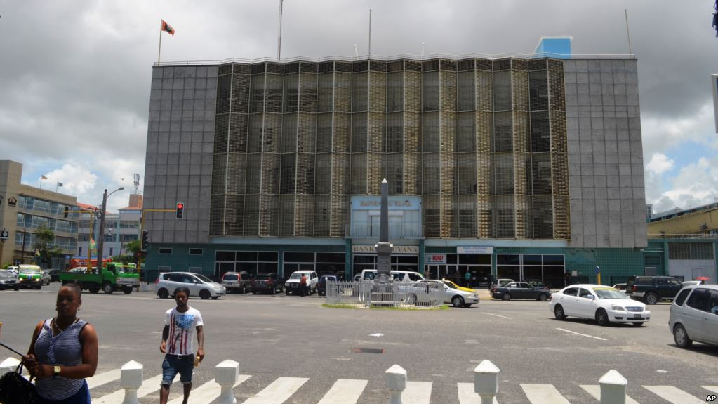 georgetown-guyana-bank-of-guyana