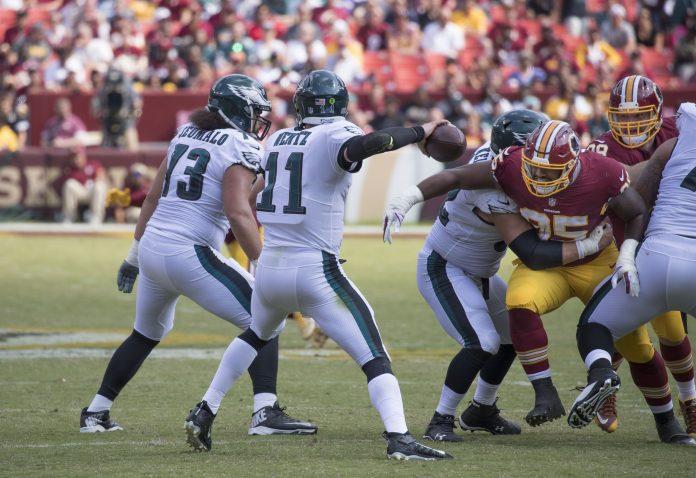 Philadelphia Eagles, Washington Redskins