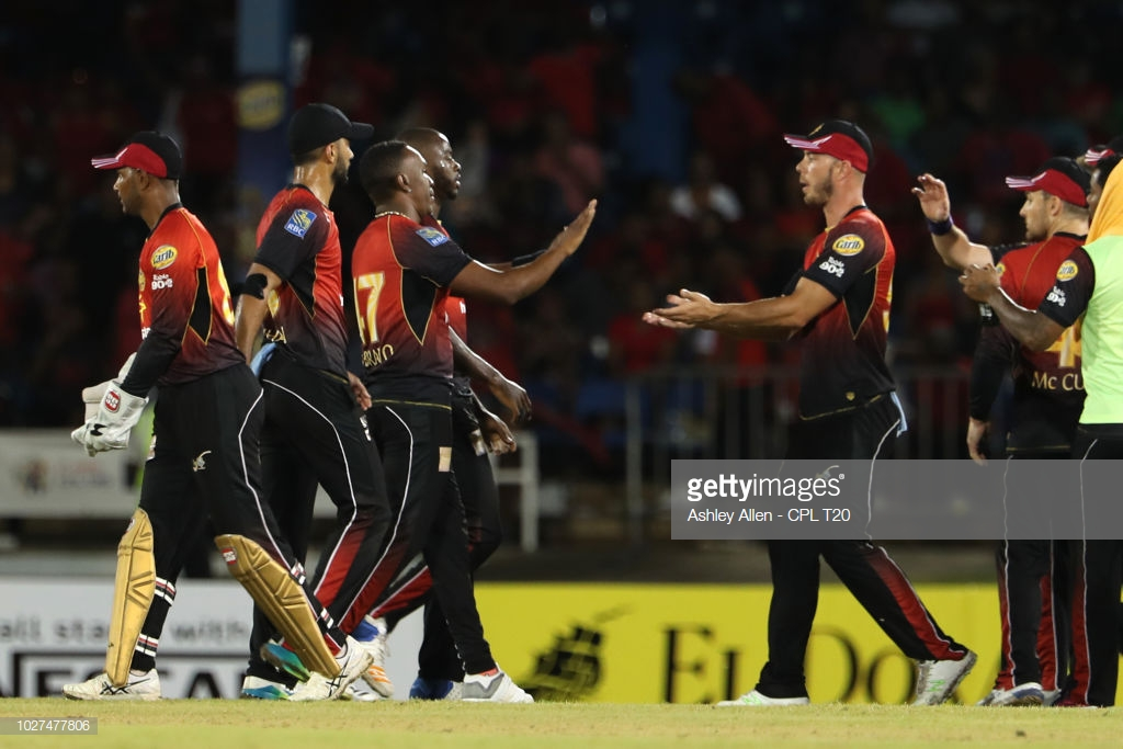 Caribbean Sports - Defending CPL Champs Back On Top Of 2018
