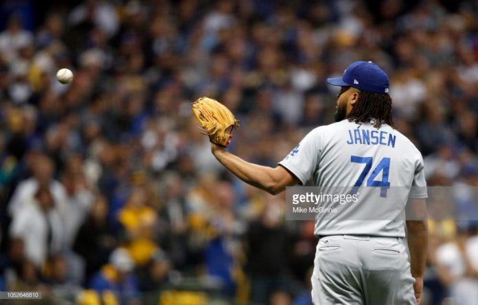Dodgers-Kenley-Jansen-Curacao