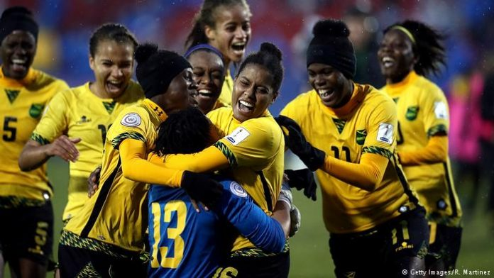 jamaica-reggae-girlz-in-2019-world-cup