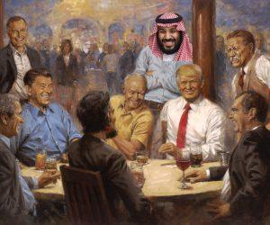trump-painting-updated-with-salman-arab-murderer