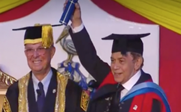 Monty-Alexander-Receives-Doctor-Of-Letters