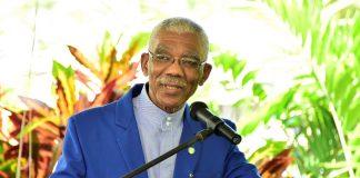guyana-president-david-granger
