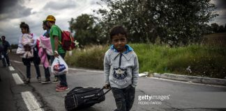 latin-america-migrant-caravan-arrives-in-mexico-city