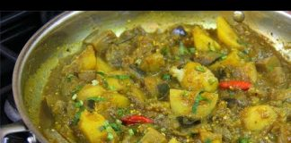 eggplant-and-potato-curry-from-caribbean-curries-by-felicia-j-persaud